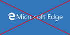Suppression Microsoft edge